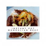 How to serve Mongolian Beef